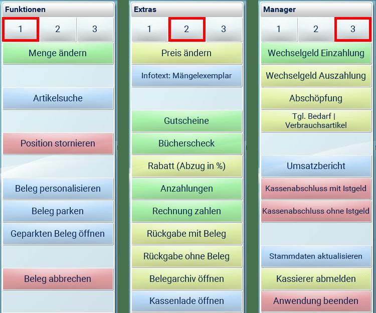 Funktionen in 3 Ebenen V1.1